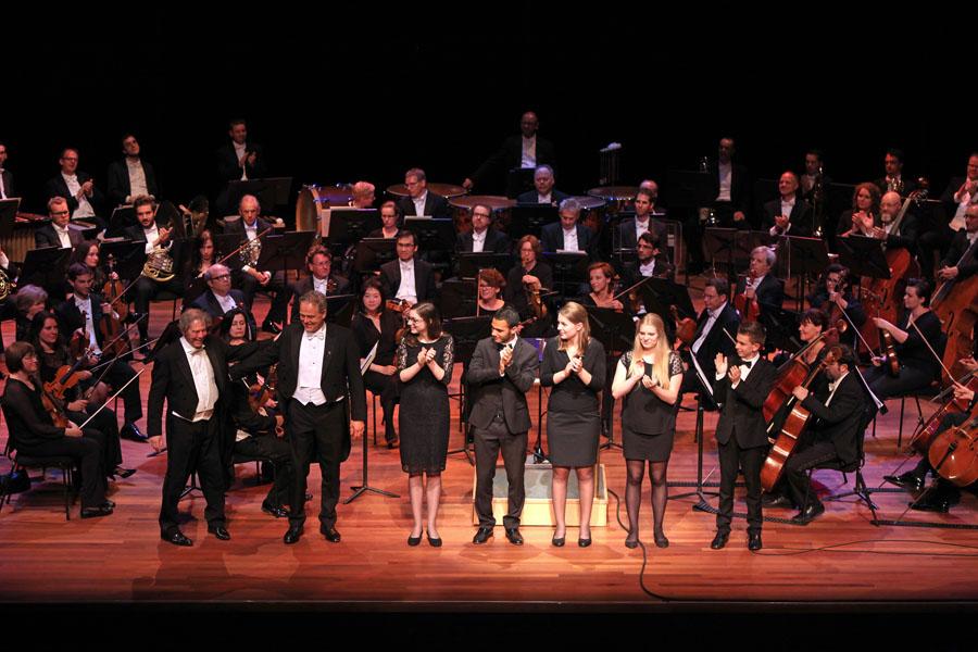 Philharmonie zuidnederland en Semper Unitas