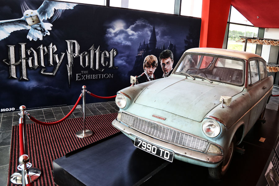Harry Potter™: The Exhibition - The Netherlands