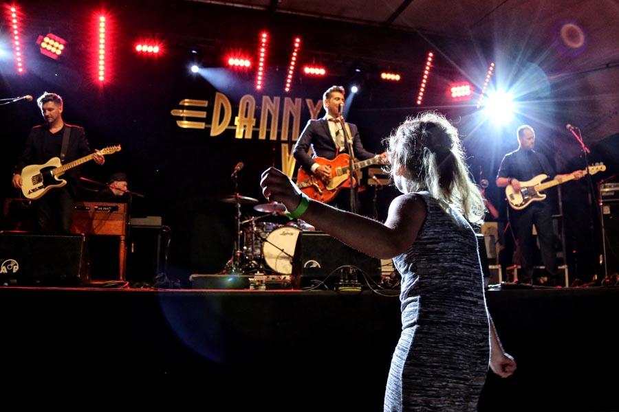 Danny Vera & Band - De Weijer Boxmeer