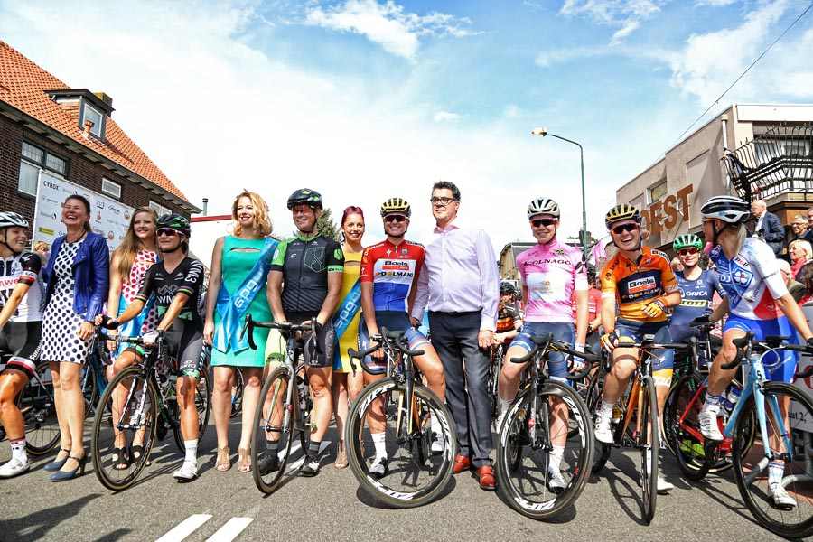 Daags na de Tour 2017 - Boxmeer.