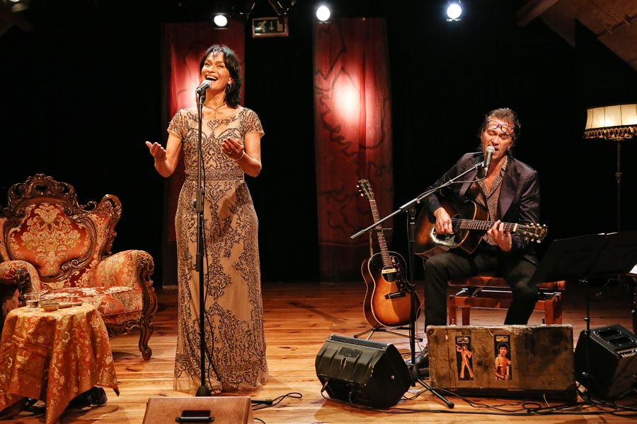 Astrid Seriese & Erwin van Ligten - Huistheater de Steenakker
