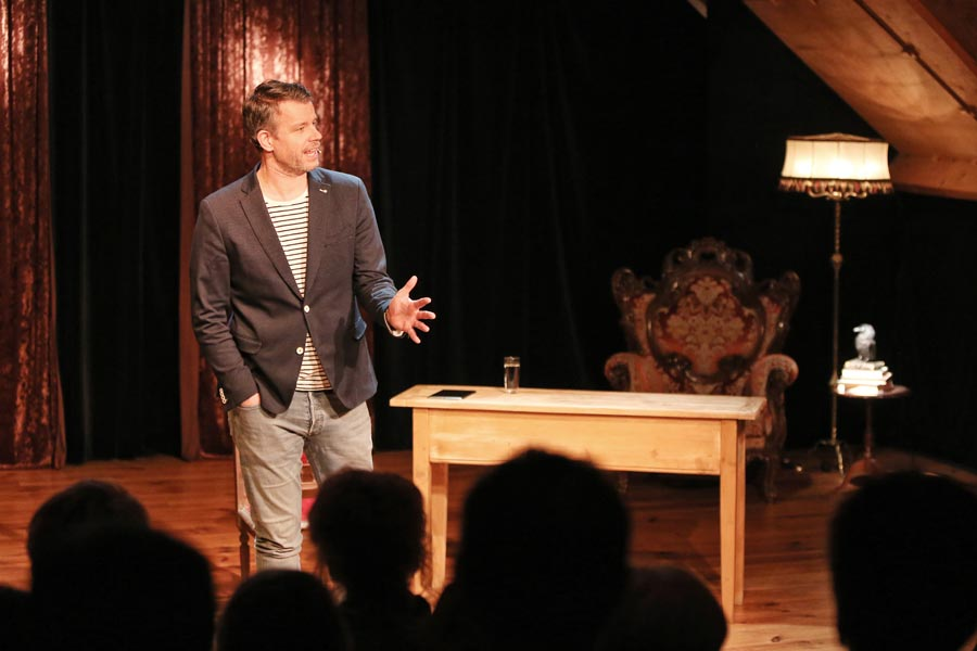 Rob Scheepers (Try-out) - Huistheater de Steenakker
