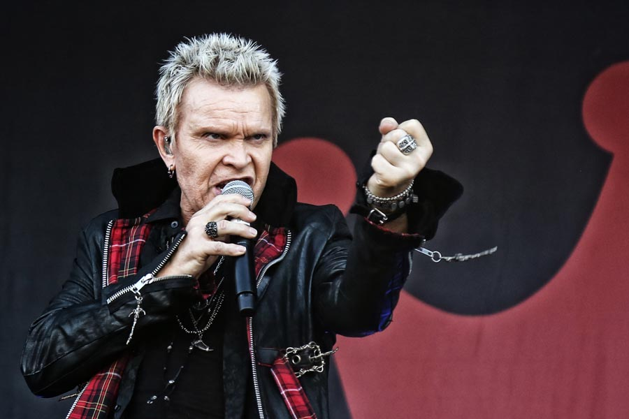 Billy Idol @ Bospop 2018