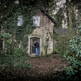haunted house I
