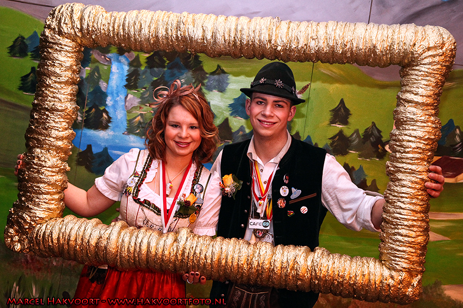 Frederich en Josie