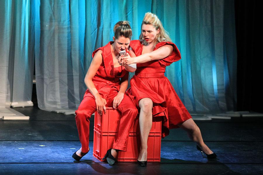 Matroesjka - Eeuwig Vlees, Theater 't Gashoes - Horst a/d Maas