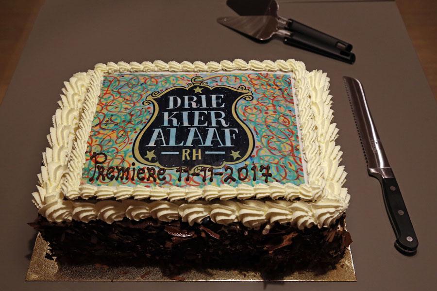 3 x Alaaf