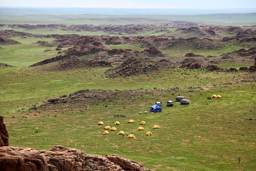 Landschap Mongolië 2018 (II)