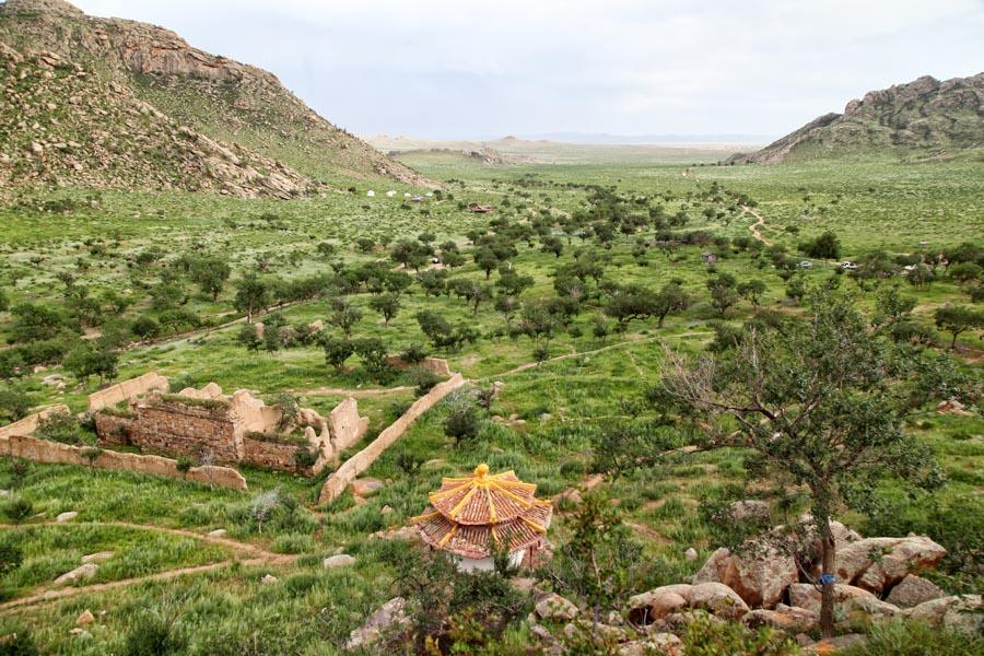 Landschap Mongolië 2018 (I)