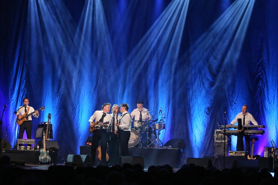 Hollies @ De Vereeniging Nijmegen