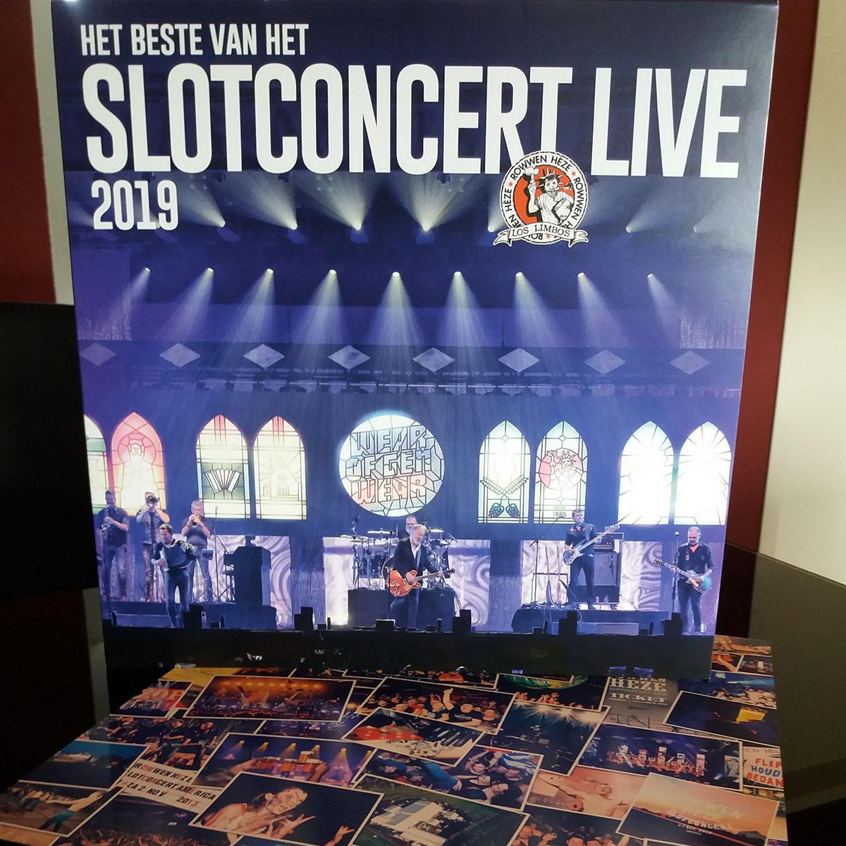 LP Slotconcert 2019 LIVE
